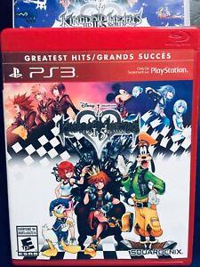 Kingdom Hearts 1.5 + 2.5 HD Remix