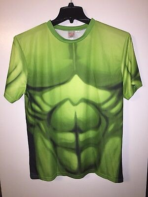 Marvel HULK Costume T-shirt Men's Small / Medium - Mens Hulk Costume