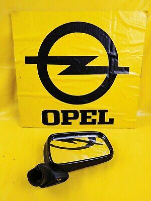 NEU + ORIGINAL GM Opel Corsa A Spiegel rechts Außenspiegel schwarz Vauxhall Nova