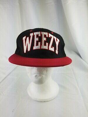 2011 Young Money Weezy Lil Wayne Flatbill Snapback Baseball Style Cap Hat mens (Lil Wayne Style)