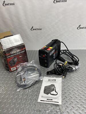 Ironton Arc80 Stick Welder Wtig Function Inverter 120v 2080 Amp Output Y-29