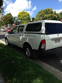 Ssangyong Actyon Jamboree Heights Brisbane South West Preview