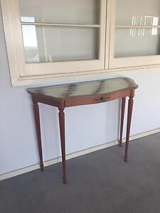 Antique hall table Yanchep Wanneroo Area Preview