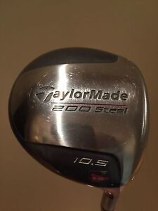 Taylormade 200 Steel 10.5 Driver