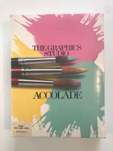 The Graphics Studio Accolade - Amiga