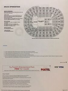 Bruce Springsteen tickets Sydney Strathalbyn Alexandrina Area Preview