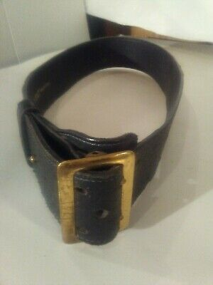 Michaels Of Colorado Mirage Duty Belt Size 32 Mens Police Gear Made In Usa