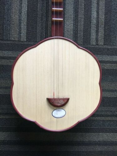 Chaozhou (潮州), Chiuchow, Chaochow] or Teochew Plum Blossom Lute