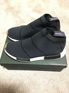 Adidas NMD City Sock Black/Gum North Adelaide Adelaide City Preview