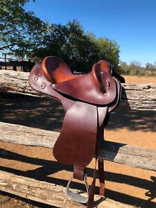 swinging fender saddle | Horses & Ponies | Gumtree Australia