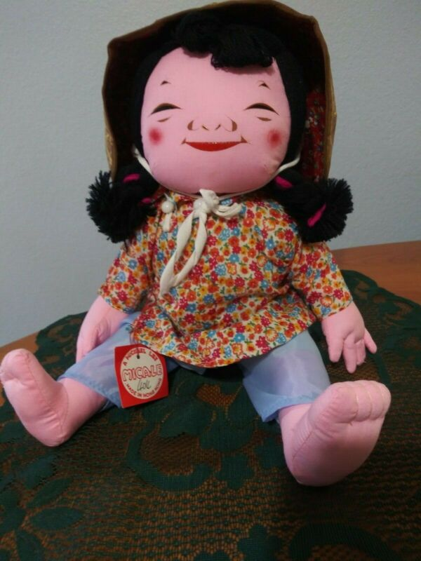 Michael Lee Doll Micale with tag 404-Not Signed