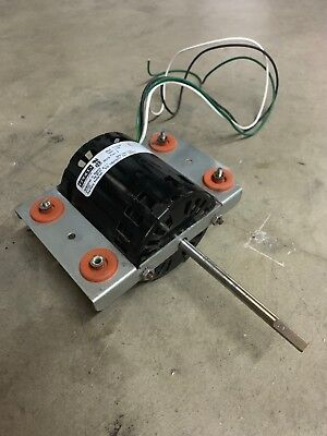 Varian 3800 Oven Motor 03-925307-01 Fasco 71730081 U73b1 Gc Has Chromatography