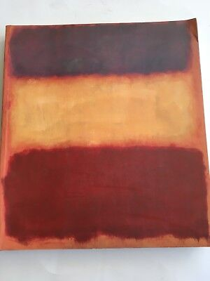 Mark Rothko Pictures (MARK ROTHKO:A CONSUMMATED EXPERIENCE BETWEEN PICTURE AND ONLOOKER 2001 )