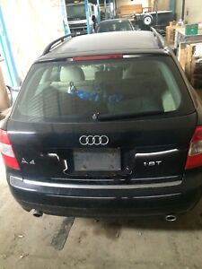 2005 Audi A4 as is