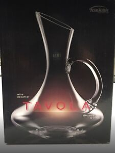 Brand new wine decanter