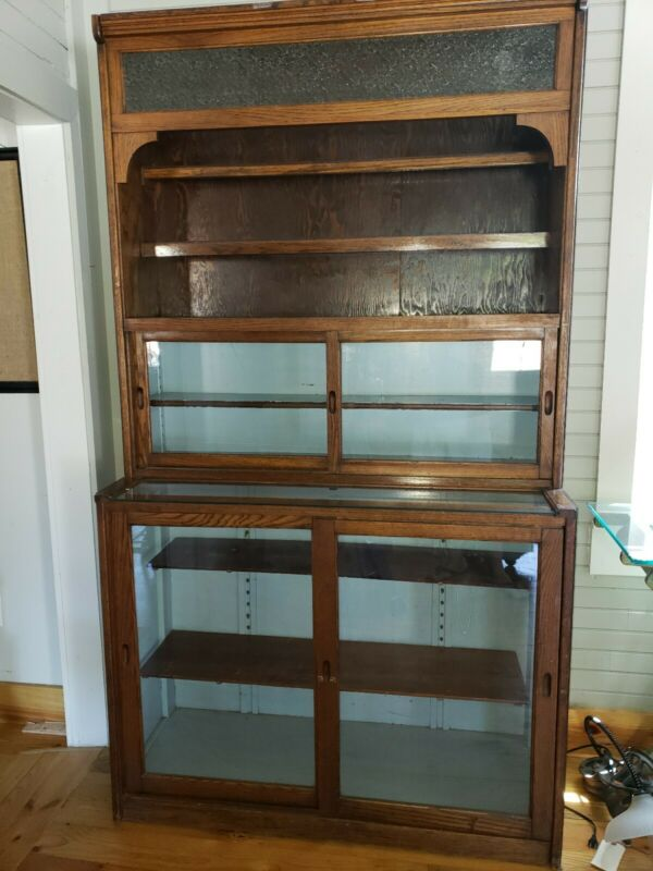 Antique Apothecary Cabinet Doctor