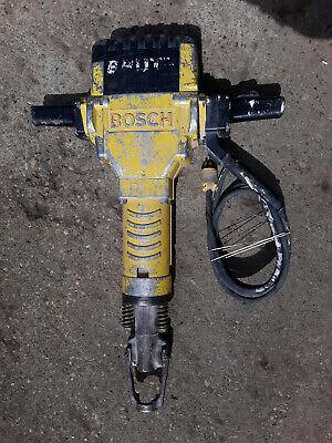 21ii74 Bosch Brute 0611304139 Demolition Hammer 120vac 15a Works Great Gc