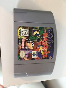 Banjo Kazooie pour Nintendo 64