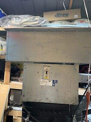 Vollrath 36429 Refrigerated Drop-in Cold Food Well Unit