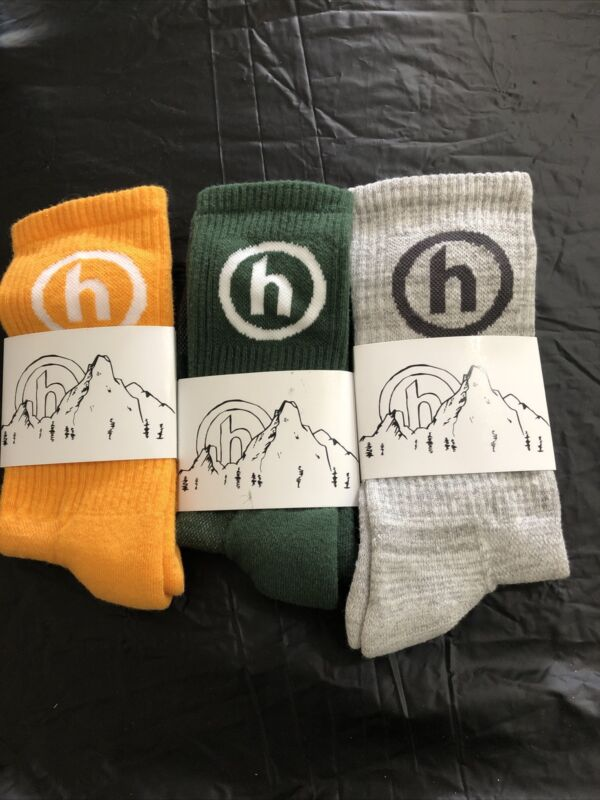 Hidden NY Socks 3 Pack