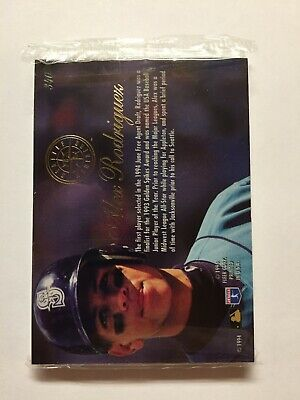 1994 Flair baseball sealed pack with Alex Rodriguez #340 RC showing-with box