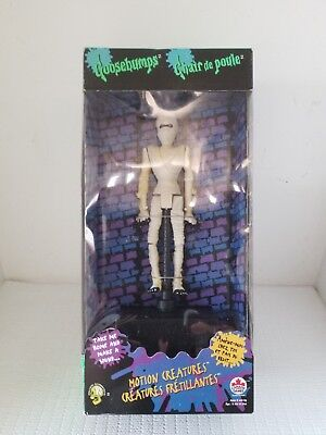 Goosebumps Motion Creatures The Mummy 1996 RARE NEW AND SEALED for sale  Shipping to Canada