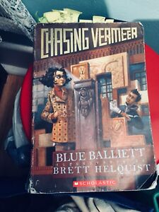 Chazing Vermeer NDL book