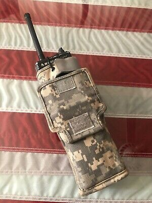 Bendix King Bk Radio Holster Wildland Firefighting Thales 23386 - Usa Made - Acu