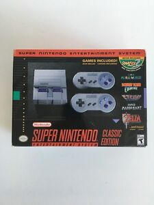 Mini SNES Super Nintendo - $80 OBO