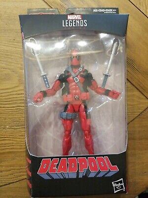 Marvel Legends Sasquatch BAF Classic Deadpool Hasbro Action Figure