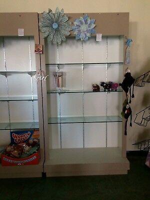 Retail Lighted Display Shelf