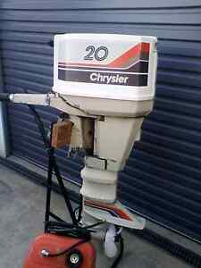 Outboard motor Sandgate Newcastle Area Preview