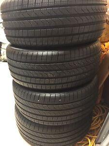 """18"""" Pirelli tires"""
