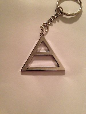 30 Seconds To Mars Keyring Triad Jared Leto Adjustable Echelon 30STM