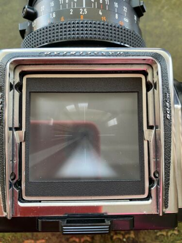 Hasselblad A16 film back (645 6x4.5) focus screen mask - high quality