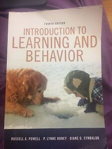 Introduction to learning and behaviour Peterborough Peterborough Area image 2