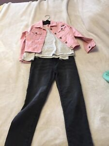 Girls outfits size 6