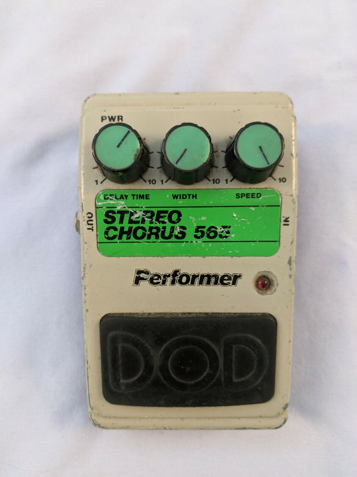 DOD Stereo Chorus 565 Vintage Tested And Working - $49.99