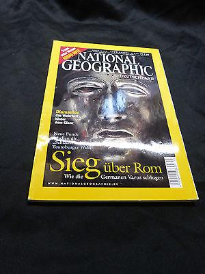 National Geographic  -  März 2002  -  Sieg über Rom