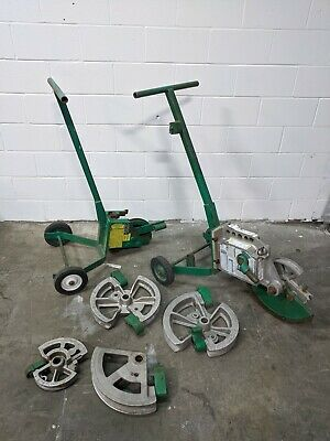 Greenlee 18181800 Pipe Bender W 5018665 5018659 5018639 5018632 Shoes Box
