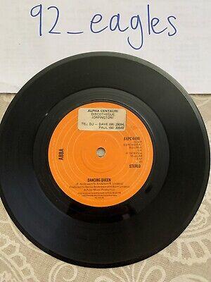 """ABBA - DANCING QUEEN - EPIC 7"""""""