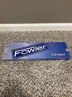Fowler Dial Caliper 0-12 Inch