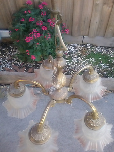 Lighting brass light Rowville Knox Area Preview