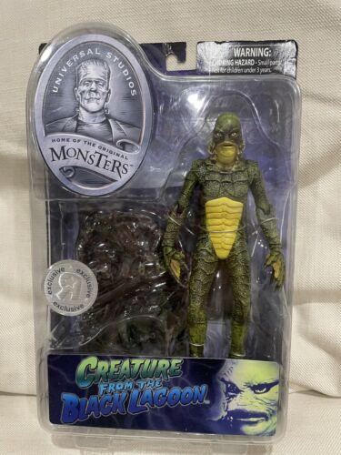 Universal Monsters TOYS R US Exclusive CREATURE BLACK LAGOON MISP