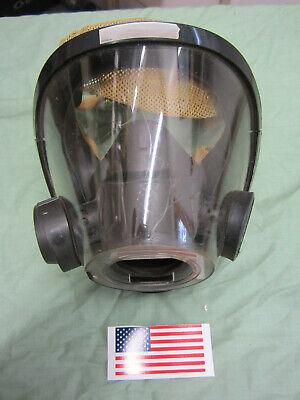 Scott Av3000 Scba Facepiece Mask Medium Wcomm Bracket