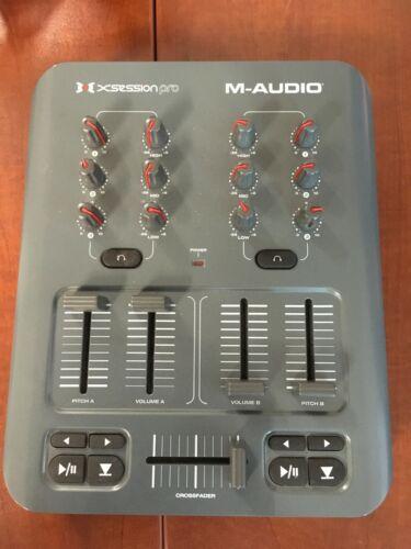 M-Audio XSession Pro MIDI DJ Controller