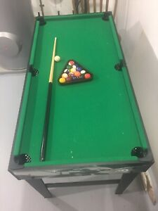 Multi Sport Game Table