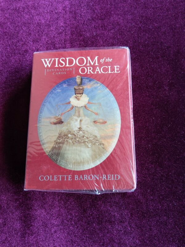 Wisdom of the oracle- Tarot Deck