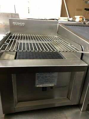 BURCO Synergy Natural Gas Grill