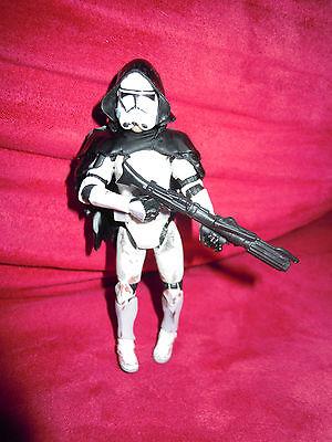 Star Wars, Clone Trooper, Abnehmbarer Helm + Regencape, 3,75´´, megaselten (Star Wars Clone Trooper Helm)